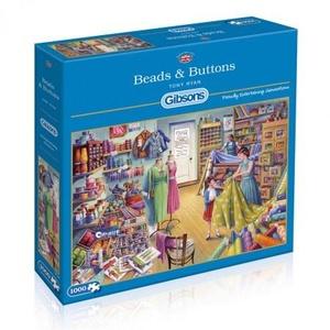 Puzzel Beads & Buttons 1000 stukjes