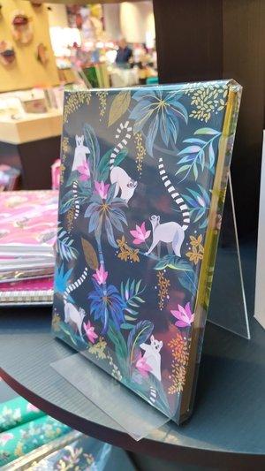 Sara Miller A5 Donkerblauw Luxe Notitieboek
