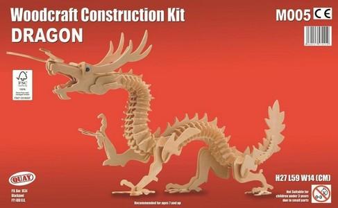 Dragon Woodcraft Construction M005