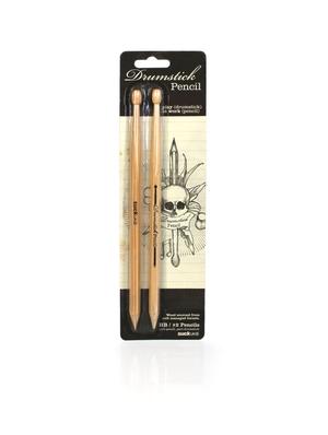 Drumstick Pen Blue