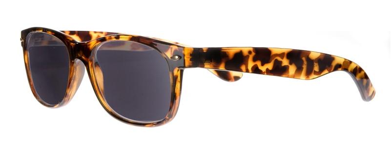 Icon Eyewear RBD013 WayeFarer Zonneleesbril +1.50 - Tortoise - UV400