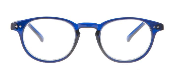Icon Eyewear KCE003 Boston Leesbril +1.00 - Helder donkerblauw
