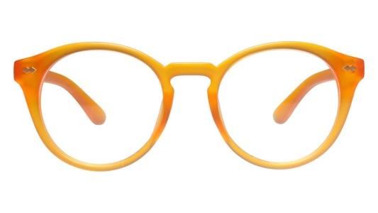 Icon Eyewear KCO340 Jamie Leesbril +1.00 - Mat Oranje