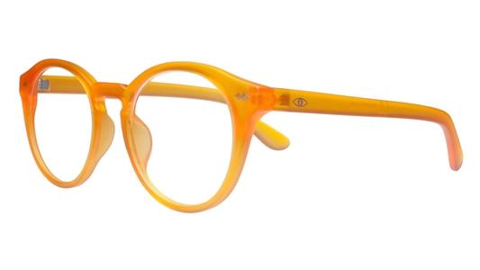 Icon Eyewear KCO340 Jamie Leesbril +1.50 - Mat Oranje