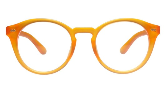 Icon Eyewear KCO340 Jamie Leesbril +2.00 - Mat Oranje