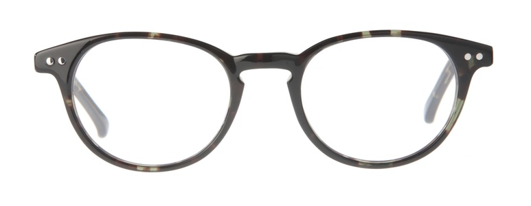 Icon Eyewear RCJ802 Goldline Leesbril +2.00 - Demi, Groen