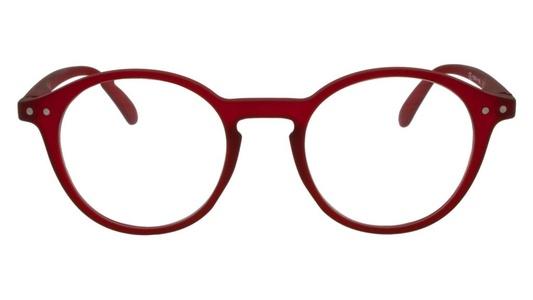 Icon Eyewear YCR214 Ilja Leesbril +2.00 - Mat rood