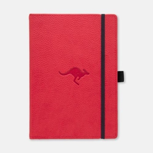 Dingbats Notebook A5+ Wildlife Red Kangeroo Lined
