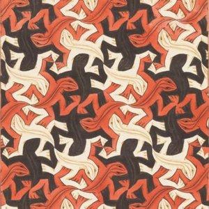 Puzzel Escher - Hagedis 210 stukjes