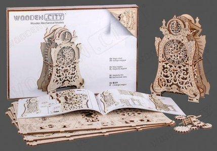 Bouwpakket Magische klok 3D puzzel