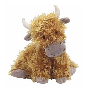 Truffles Highland Cow Medium Knuffel Jellycat