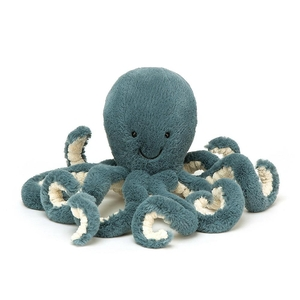 Storm Octopus Little Knuffel Jellycat