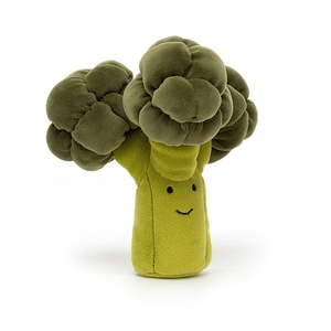 Vivacious Vegetable Broccoli Knuffel Jellycat