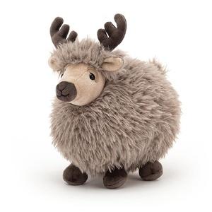 Rolbie Reindeer Small Knuffel Jellycat