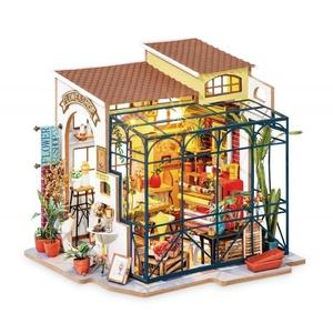 Bouwpakket DIY House Emily's Flower Shop