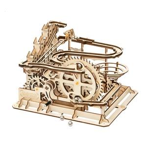 Bouwpakket Knikkerbaan Waterwheel Marble Run