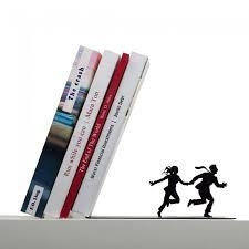 Runaway Bookend Artori Design Boekensteun AD105