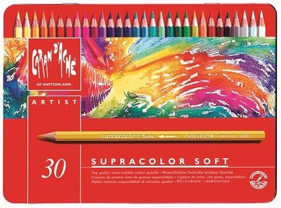 Caran d'Ache Supracolor Kleurpotloden 30 stuks assorti