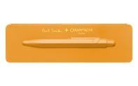 Caran d'Ache Paul Smith balpen 849 orange supracolor in metalen doos