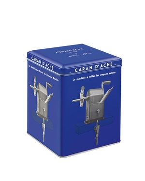 Caran d'Ache Klein Blue Limited Edition Potloodslijper