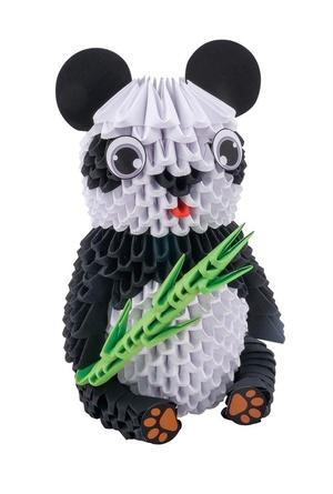 Creagami Origami 3D Panda