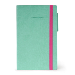 Legami My Notebook Turquoise Dotted
