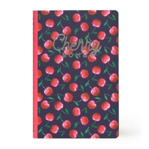 Legami Quaderno A5 Schrift - Cherry