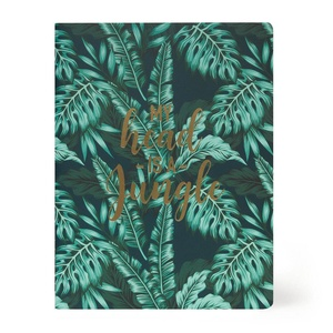 Legami B5 Schrift - Jungle