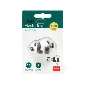 3.0 USB Flash Drive - Panda 16 GB