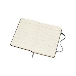 Moleskine Weekly Notebook Diary/Planner Pocket Black Hardcover 18 maanden 2020-2021