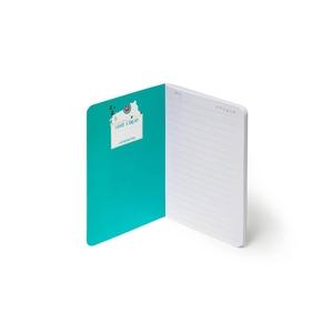 Legami Quaderno A6 Schrift - Llama