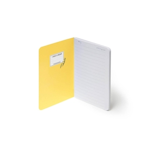 Legami Quaderno A6 Schrift - Flash