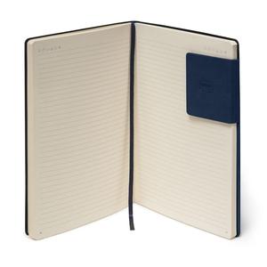 Notitieboek My Notebook Large Blue - gelinieerd