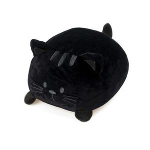 Kussen Kitty Kat Zwart Balvi
