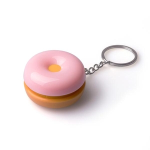 Balvi Sleutelhanger en Pillendoosjes - Donut