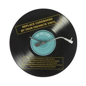 Balvi DIY Vinyl Wandklok