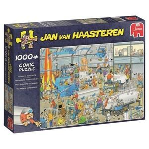 Puzzel Hoogstandjes 1000 stukjes