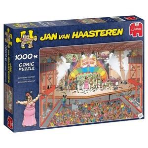Puzzel Jan van Haasteren - Songfestival 1000 stukjes