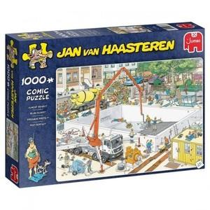 Puzzel Jan van Haasteren - Bijna Klaar? 1000 stukjes