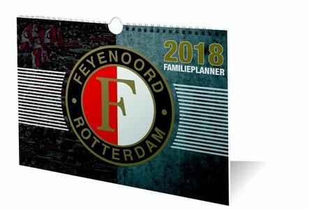 FAMILIEPLANNER 2018 FEYENOORD