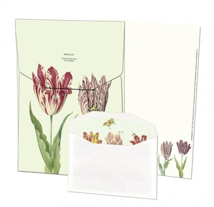 Bekking & Blitz Briefpapier met enveloppen Marrel - Tulips