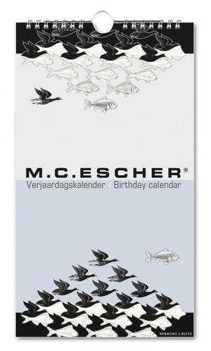 Bekking & Blitz Verjaardagskalender M.C. Escher