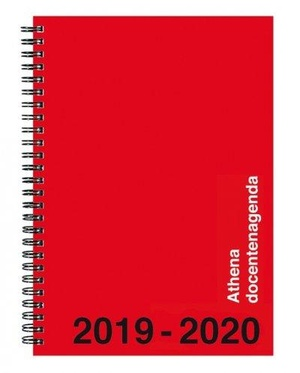 Athena Docentenagenda 2019-2020
