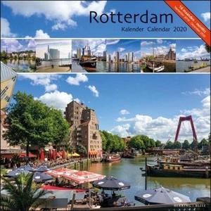 Rotterdam maandkalender 2020 30 x 30