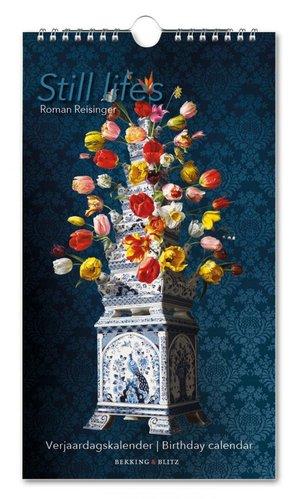 Bekking & Blitz Verjaardagskalender Reisinger - Still Lifes