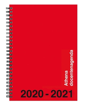 Athena Docentenagenda 2020-2021