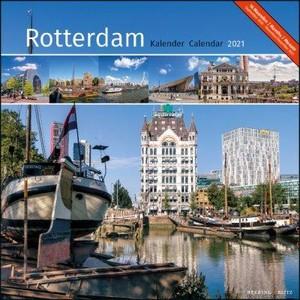 Rotterdam Maandkalender 2021