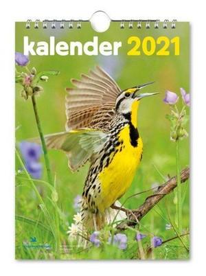 Vogelbescherming Maandkalender 2021