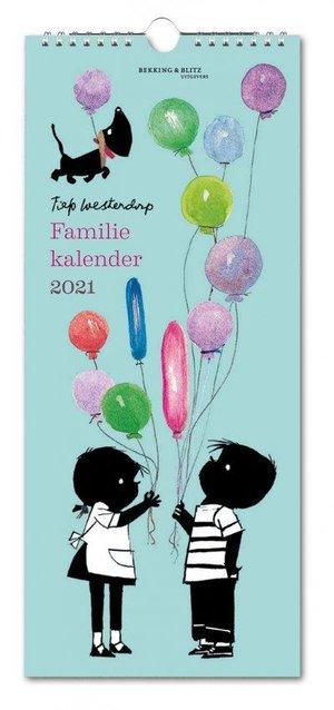 Fiep Westendorp Familiekalender 2021