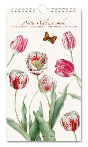 Bekking & Blitz Verjaardagskalender Anita Walsmit Sachs - Tulipa